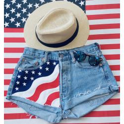 Vintage Levis Wavy American...