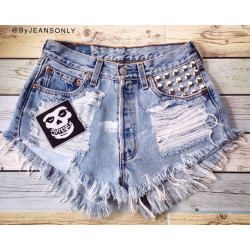 Misfit patch studded...