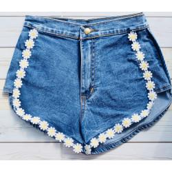 Daisy Lace shorts -...