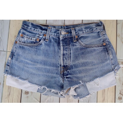 Raw Cut High waisted Levis...