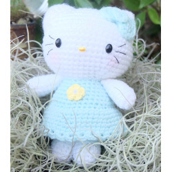 handmade crochet hello...